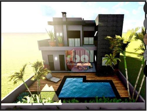 Casa Com 3 Dormitórios À Venda, 221 M² Por R$ 1.300.000,00 - Condomínio Ibiti Royal Park - Sorocaba/sp - Ca2039