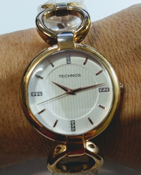 Relógio Feminino Rose Tecnhos