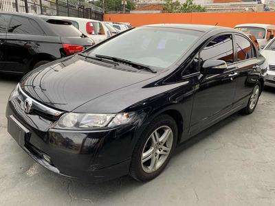 Honda Civic 1.8 Exs Flex Aut. 4p 2007