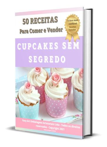E-book 20 Receitas De Cupcakes - Link De Compra Na Descrição