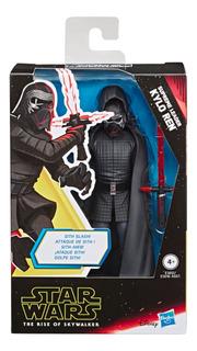 Star Wars Galaxy Of Adventures Líder Supremo Kylo Ren