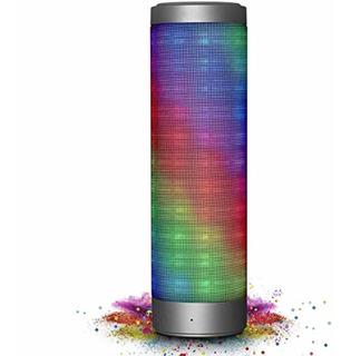 Elegiant Home Audio Speakers Led Bluetooth