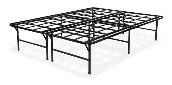 Base Sommier Metalica En Caja Reforzada 180x200 Sleep Box