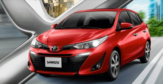 Toyota Yaris Xl 1.3 Manual (0km)- 2019/2020