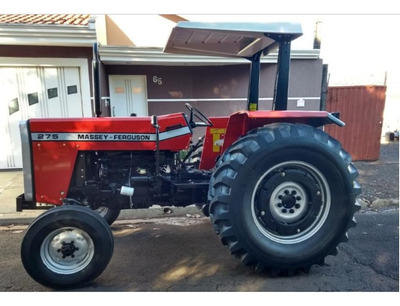 Trator Massey Ferguson 275 1991