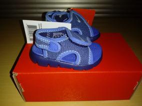 Sandalia Nike Sunray Adjust 4 (td) Tam. 16 Outletctsports