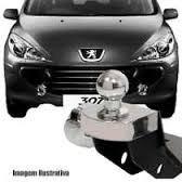 Engate Reboque Peugeot 307 Hatch 03/... Certificado Inmetro