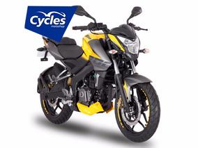 Bajaj Rouser Ns 200 Moto 0km El Mejor Precio En Cycles