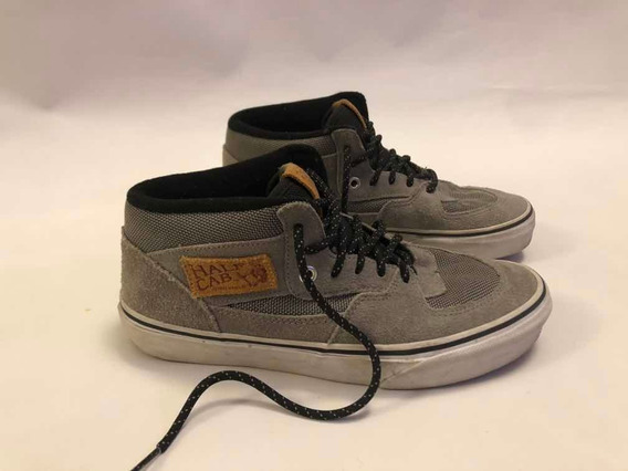 Zapatillas Botitas Vans Half Cab Skateboard Men Us7 Women8.5