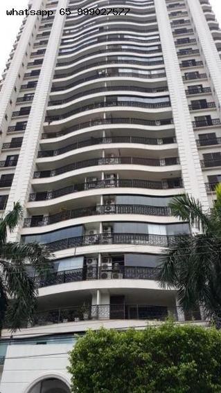 Apartamento/usado Para Locação Em Cuiabá, Ribeirão Da Ponte, 4 Dormitórios, 2 Suítes, 2 Banheiros, 3 Vagas - 346_1-1330364