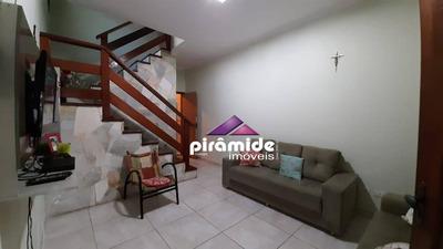 Casa Com 3 Dormitórios À Venda, 157 M² Por R$ 535.000 - Jardim Satélite - São José Dos Campos/sp - Ca4452