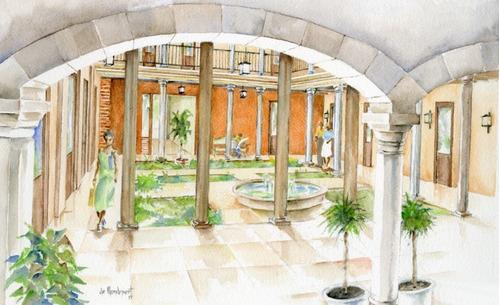Imagen 1 de 13 de Apto 22, 2da, La Castilla Luxury Residence, Zona Colonial