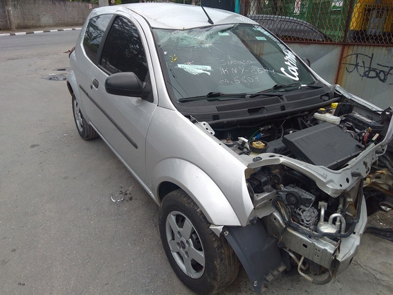 Sucata Ford Ka Flex 2010/2011 1.0 Para Retirada De Peças