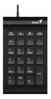 Teclado Numerico Numpad Genius I130 Slim Usb Negro Pc Envio