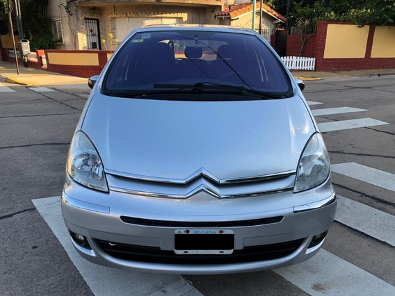 Citroen Xsara Picasso Exclusive 2.0 16v 2010 Unico Dueño.