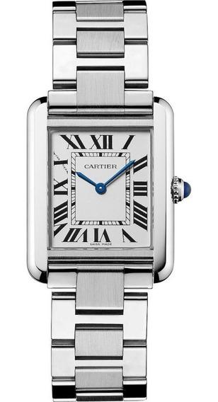 Relógio Cartier Tank Solo Pequeno, Original