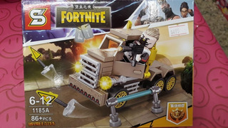 Bloques Fortnite S Simil Lego