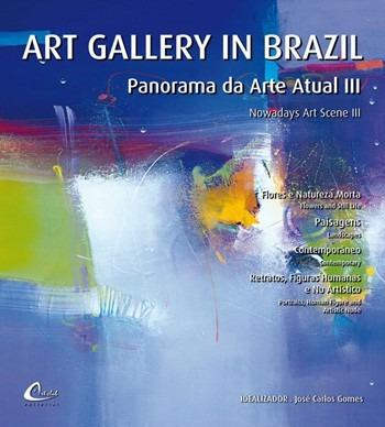 Art Gallery In Brazil - Panorama Da Arte Atual Vol. Iii