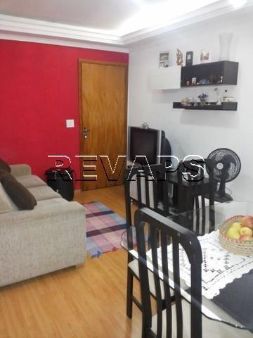 Apartamento Residencial À Venda, Alves Dias, São Bernardo Do Campo. - Ap5404