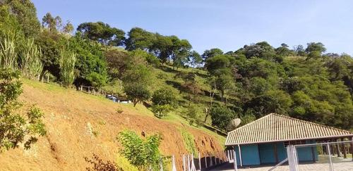 Chácara Com 3 Dormitórios À Venda, 48 M² Por R$ 660.000,00 - Souzas - Monteiro Lobato/sp - Ch0126