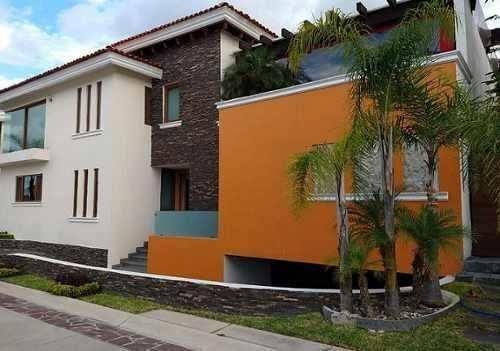 Moderna Casa En Renta En Fracc: El Manantial