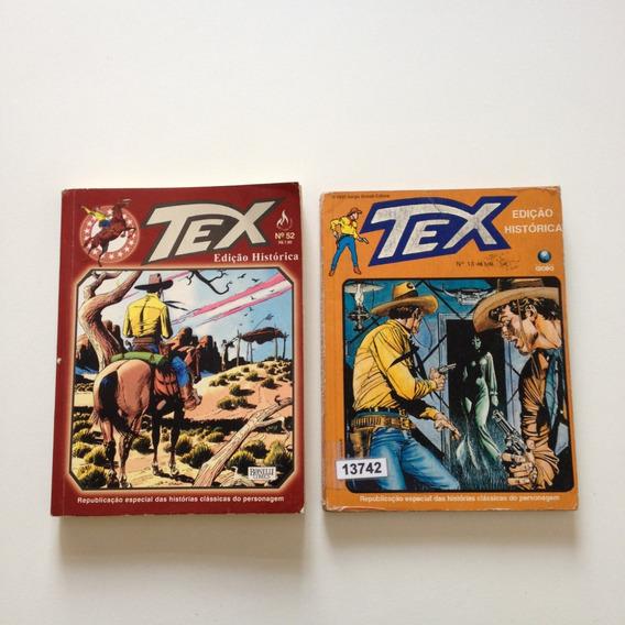 Mangá Tex Edição Histórica Nº 52 E 13