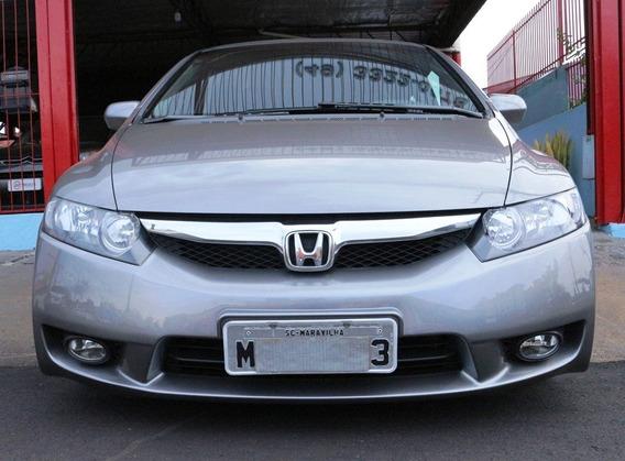 Honda Civic Lxs Flex Automático 2009