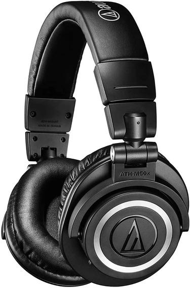 Fone De Ouvido Audio-technica Ath-m50x Bt: (bluetooth)