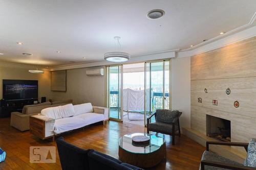 Apartamento À Venda - Campo Belo, 3 Quartos,  210 - S893025689