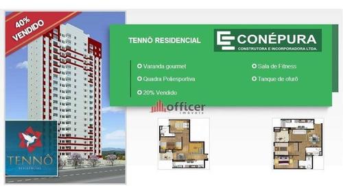 Imagem 1 de 16 de Apartamento À Venda, 61 M² - Jardim Oriente - São José Dos Campos/sp - Ap0556