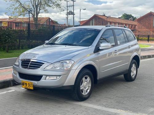 Ssangyong Kyron 2.000 Cc 4x4 Diesel