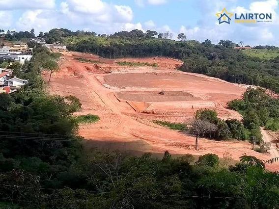 Terreno De Alto Padrão, 532 M² No Residencial Alto Do Sion Em Atibaia Sp - Te0687