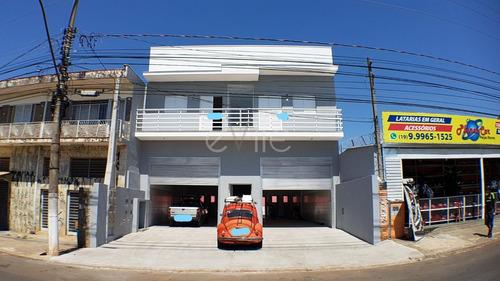 Salão Para Aluguel Em Vila Georgina - Sl008244