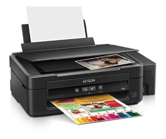 Impressora Epson L210 Para Retirada De Pecas