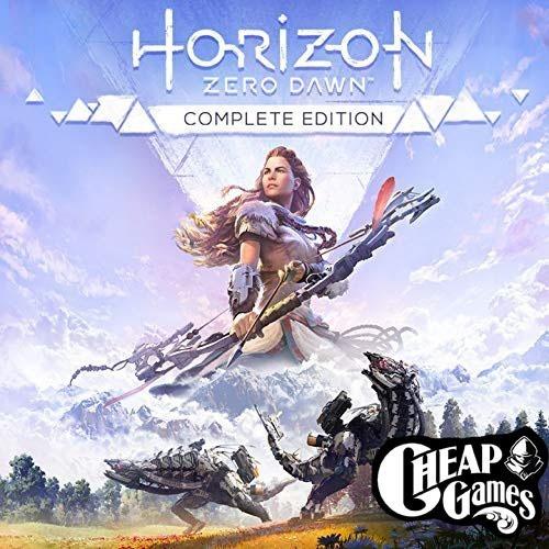 Horizon Zero Dawn Complete Edition Pc + Jogos Bonus