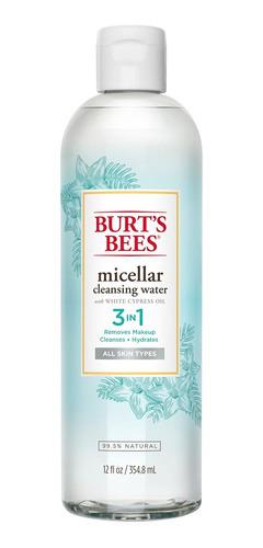 Agua De Limpieza Facial Burts Bees Micellar 355ml