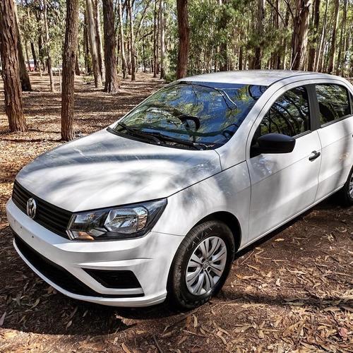 Volkswagen Gol Power 2021 Impecable! - Permuto / Financio