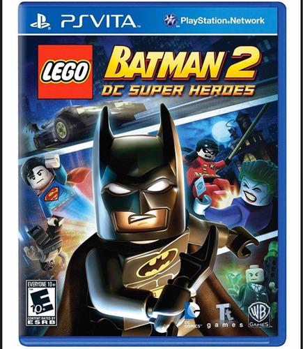 Juego Psvita Psp Vita Lego Batman 2 Quito Y Envíos Sin Caja