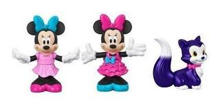 Minnie Figuras Movimientos Mágicos Fisher Price Mattel
