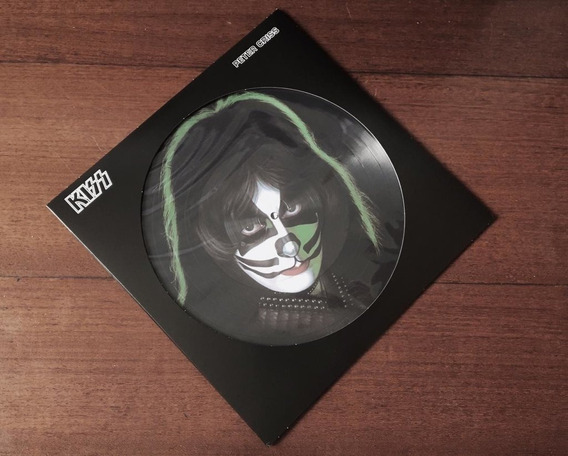 Kiss - Peter Criss Lp (picture)