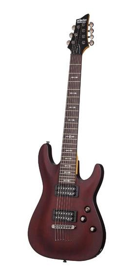 Guitarra Eléctrica Schecter Omen 7 Wsn