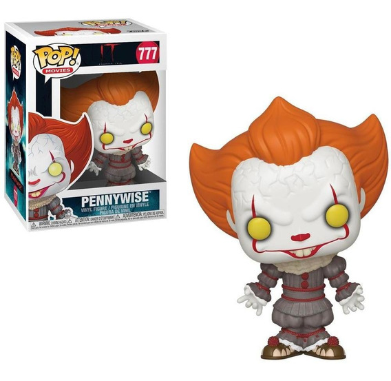 Funko Pop It 2 Pennywise Open Arms