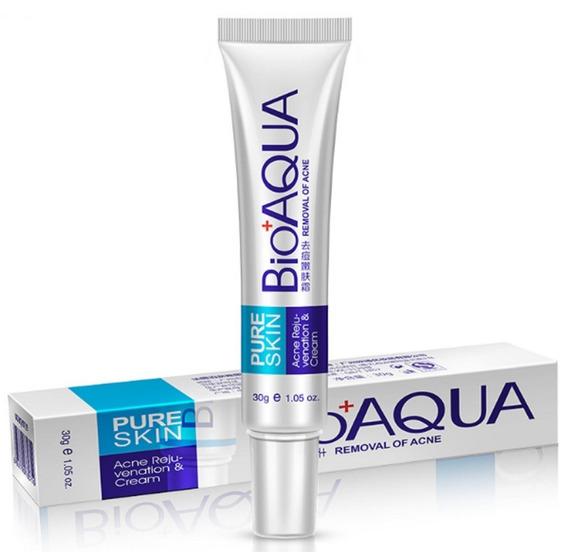 (5 Piezas) Bioaqua Pure Skin Cicatrices Limpiador De Acne