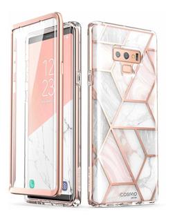 Delgada Carcasa Protector para Samsung Galaxy S20 Ultra Morado i-Blason Funda Galaxy S20 Ultra Cosmo