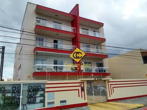 Apartamento Com 2 Quartos À Venda - Atlântica - Rio Das Ostras/rj - Ap0563
