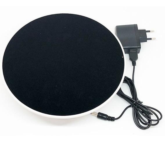 Base Plataforma Giratória Eletrica (usb Ou 1 Pilha Gde) Exibição Hot Toys Fotos E Vídeos 360 Graus