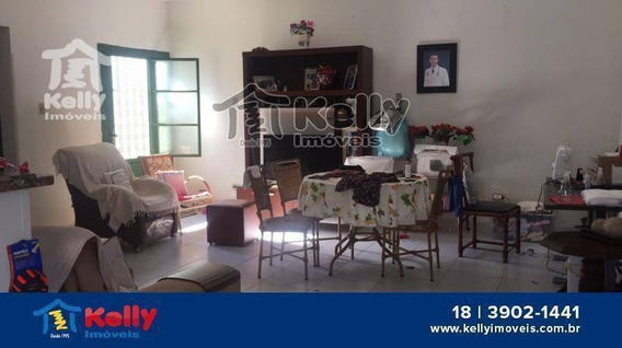 Casa Comercial Para Alugar, 233 M² Por R$ 1.800/mês - Vila Formosa - Presidente Prudente/sp - Ca0813
