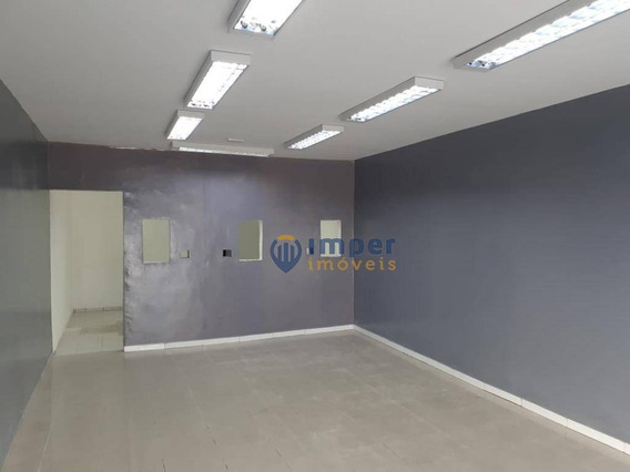 Loja Para Alugar, 143 M² Por R$ 7.000,00 - Santana - São Paulo/sp - Lo0087