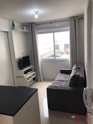Imagem 1 de 20 de Apartamento Com 2 Dormitórios À Venda, 34 M² Por R$ 360.000,00 - Vila Leopoldina - São Paulo/sp - Ap34582