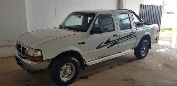 Ford Ranger 2000 2.5 Xlt I Dc 4x2